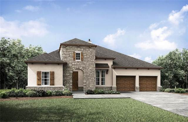 1209 Moonlight Terrace Dr, Georgetown, TX 78628 (MLS #1300558) :: Brautigan Realty