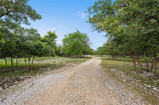 420 Whispering Oaks Dr, Burnet, TX 78611 (#1301383) :: Realty Executives - Town & Country