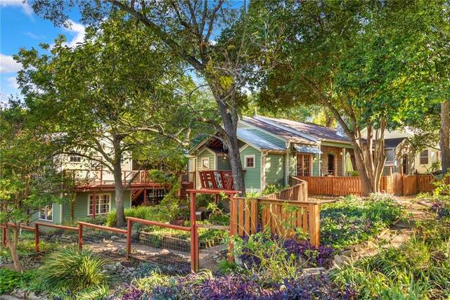 2101 Kenwood Ave, Austin, TX 78704 (#1301769) :: The Perry Henderson Group at Berkshire Hathaway Texas Realty