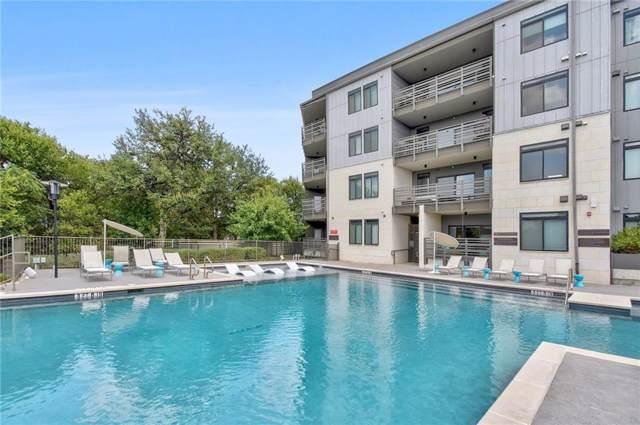 3600 S Lamar Blvd #311, Austin, TX 78704 (#1301870) :: Lauren McCoy with David Brodsky Properties