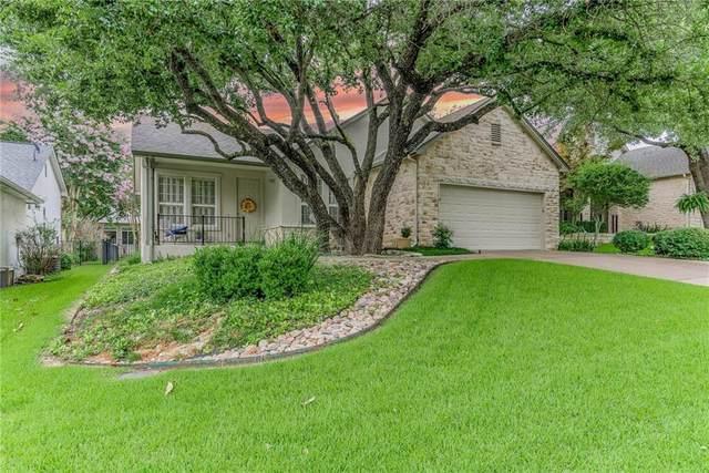 119 Trail Of The Flowers, Georgetown, TX 78633 (#1303182) :: Papasan Real Estate Team @ Keller Williams Realty
