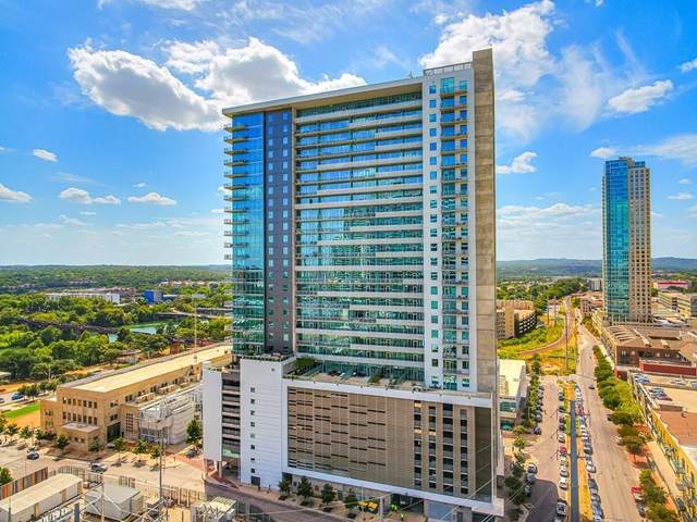 222 West Ave #2511, Austin, TX 78701 (#1304347) :: Green City Realty