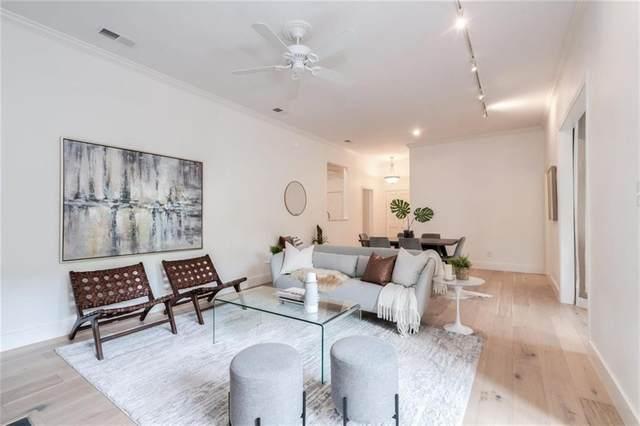 1501 W 6th St E2, Austin, TX 78703 (#1305385) :: Papasan Real Estate Team @ Keller Williams Realty