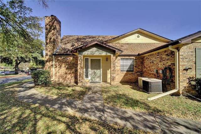 1601 Faro Dr #203, Austin, TX 78741 (#1307334) :: The Perry Henderson Group at Berkshire Hathaway Texas Realty