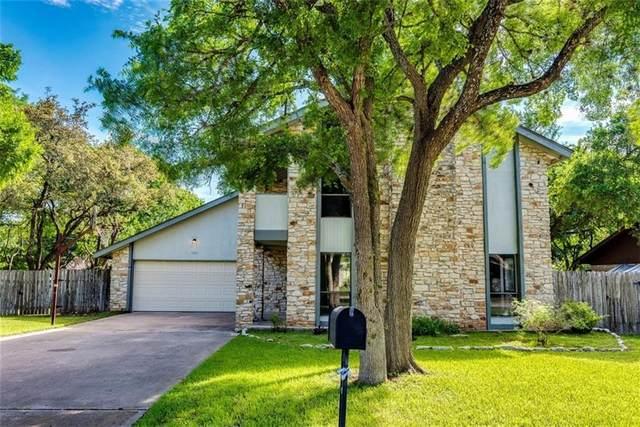 1003 Abbey Rd, Round Rock, TX 78681 (#1307388) :: Douglas Residential