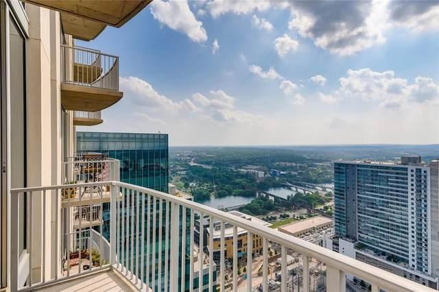 360 Nueces St #3506, Austin, TX 78701 (#1308157) :: Papasan Real Estate Team @ Keller Williams Realty