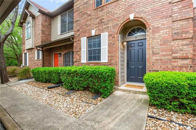 12401 Los Indios Trl #8, Austin, TX 78729 (MLS #1308168) :: Vista Real Estate