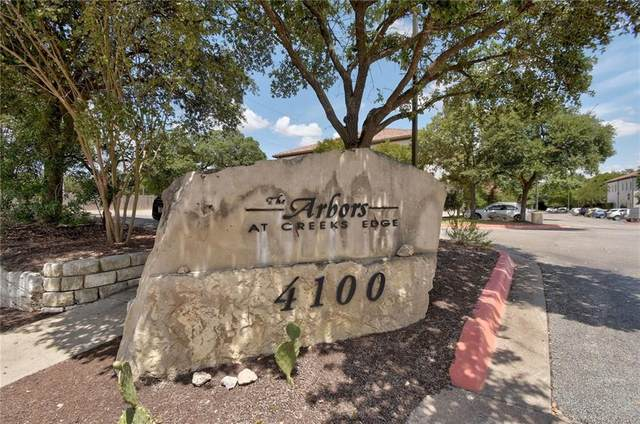 4100 Duval Rd #207, Austin, TX 78759 (#1311857) :: The Heyl Group at Keller Williams