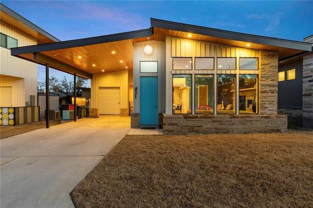 421 Starlight Village Loop, Leander, TX 78641 (MLS #1313390) :: Bray Real Estate Group