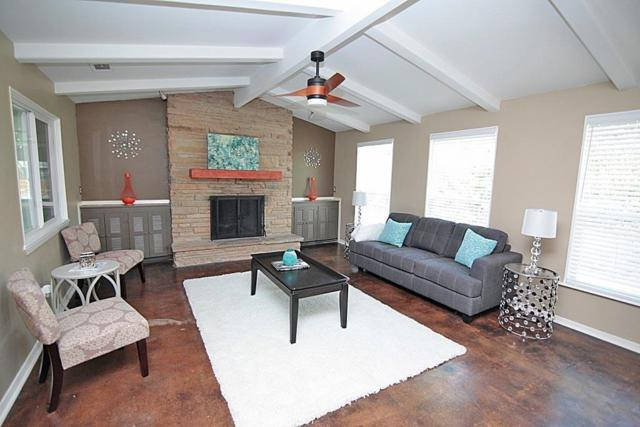 1609 Glenvalley Dr, Austin, TX 78723 (#1314923) :: The ZinaSells Group