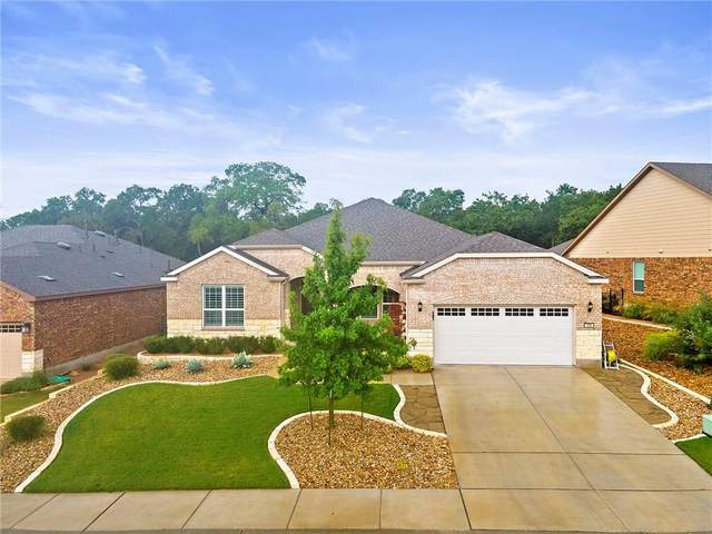 339 Cypress Springs Way, Georgetown, TX 78633 (#1315491) :: Front Real Estate Co.