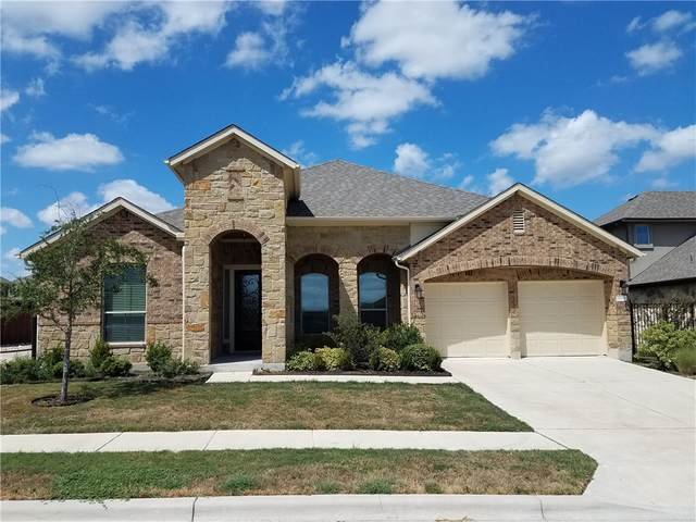 18400 Orvieto Dr, Pflugerville, TX 78660 (#1315882) :: The Summers Group