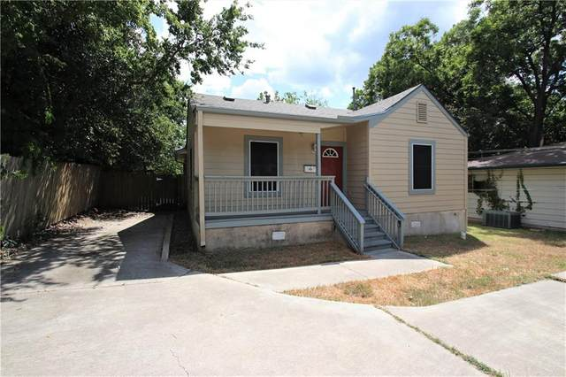 101 Franklin Blvd B, Austin, TX 78751 (#1316018) :: The Perry Henderson Group at Berkshire Hathaway Texas Realty