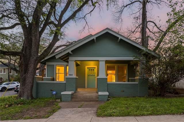 900 W Blanco St, Austin, TX 78703 (#1316343) :: ORO Realty