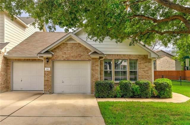302 Ryan Ln, Georgetown, TX 78628 (#1317486) :: Papasan Real Estate Team @ Keller Williams Realty
