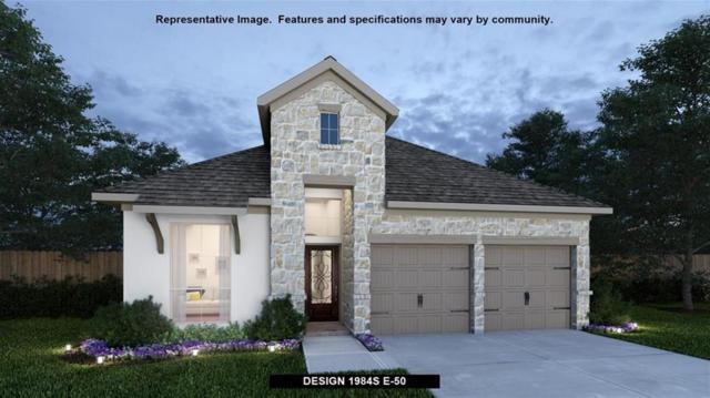 216 Belford St, Georgetown, TX 78628 (#1319134) :: Amanda Ponce Real Estate Team