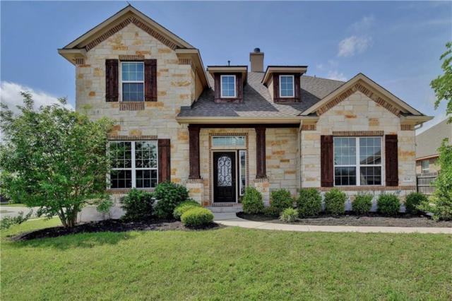 1124 Daylily Loop, Georgetown, TX 78626 (#1319368) :: Realty Executives - Town & Country