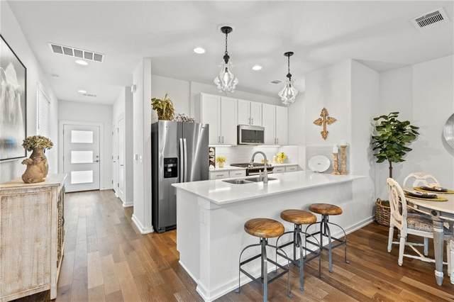 6800 Menchaca Rd #35, Austin, TX 78745 (#1319649) :: Papasan Real Estate Team @ Keller Williams Realty