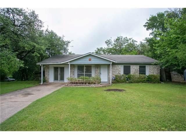 1608 Grayford Dr, Austin, TX 78704 (#1323217) :: The Perry Henderson Group at Berkshire Hathaway Texas Realty