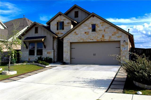 209 Double Mountain Rd, Liberty Hill, TX 78642 (#1323400) :: Papasan Real Estate Team @ Keller Williams Realty