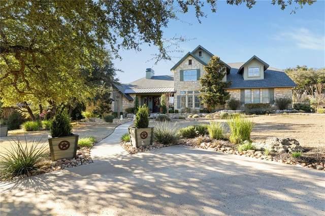 3511 Good Night Trl, Leander, TX 78641 (#1325144) :: All City Real Estate