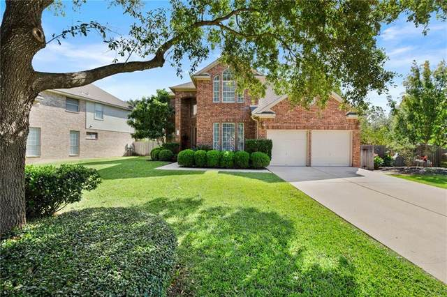 8813 Grape Cv, Austin, TX 78717 (#1325858) :: The Perry Henderson Group at Berkshire Hathaway Texas Realty