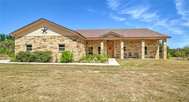 125 Westcreek Dr, Bertram, TX 78605 (#1326808) :: Papasan Real Estate Team @ Keller Williams Realty