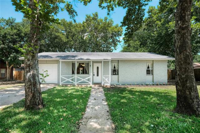 1809 Dixie Ln, Round Rock, TX 78664 (#1328909) :: Zina & Co. Real Estate