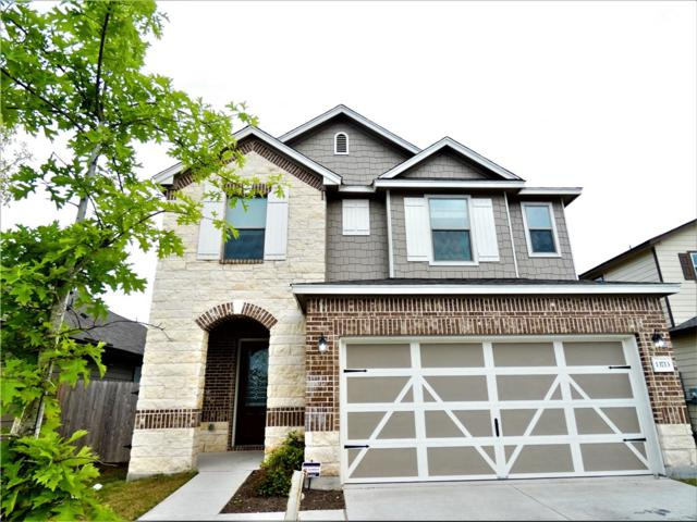 13713 First Lady St, Manor, TX 78653 (#1329066) :: The Heyl Group at Keller Williams