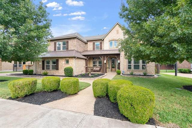 2124 Park Place Cir, Round Rock, TX 78681 (#1329775) :: Resident Realty