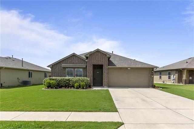 318 Foxglove Dr, Hutto, TX 78634 (#1330085) :: Zina & Co. Real Estate