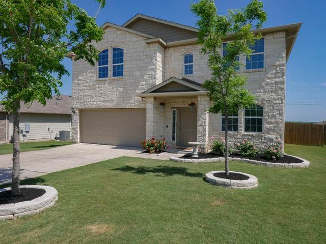 110 Leon River Loop, Hutto, TX 78634 (#1331581) :: The Heyl Group at Keller Williams