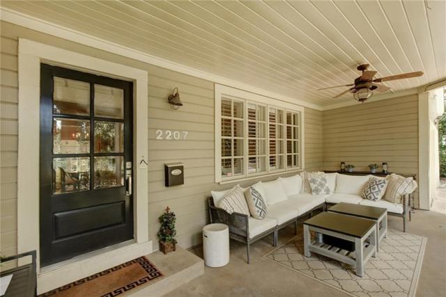 2207 Mccullough St, Austin, TX 78703 (#1332390) :: The Perry Henderson Group at Berkshire Hathaway Texas Realty
