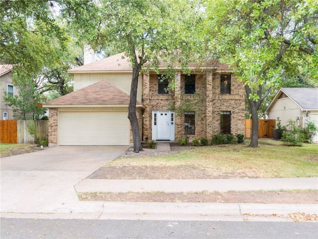 408 Cedar Mound Pass, Cedar Park, TX 78613 (#1333127) :: The Perry Henderson Group at Berkshire Hathaway Texas Realty