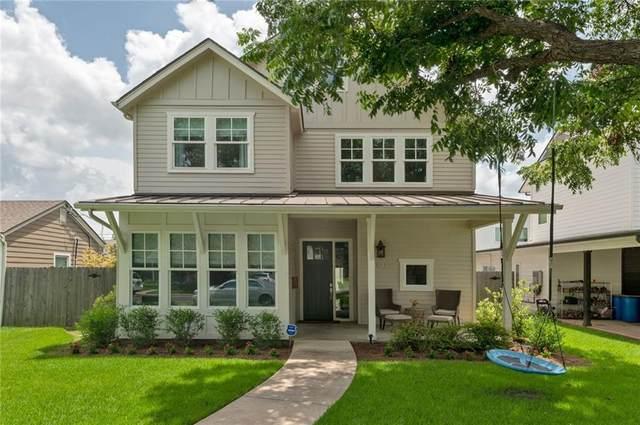 1821 W 36th St, Austin, TX 78731 (#1333186) :: Lauren McCoy with David Brodsky Properties