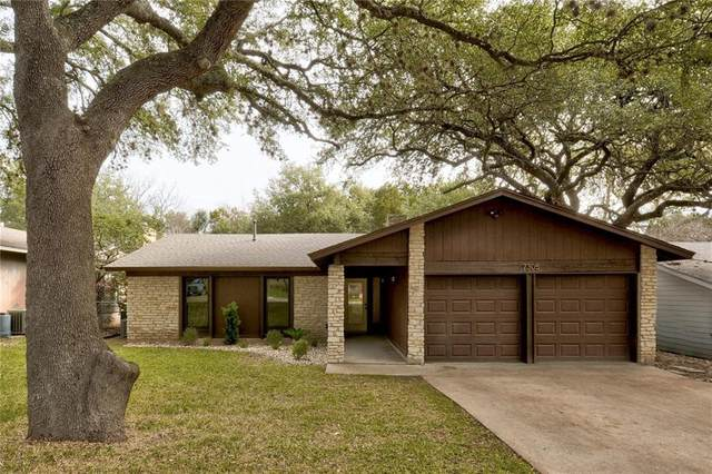 7305 Broken Arrow Ln, Austin, TX 78745 (#1334405) :: Ben Kinney Real Estate Team