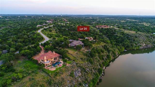 Lot 20B Rock N Robyn Trl, Horseshoe Bay, TX 78657 (MLS #1334509) :: Brautigan Realty