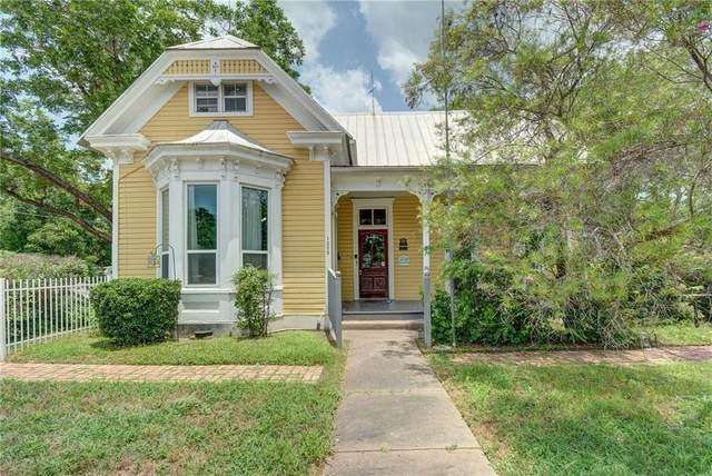 1002 Chestnut St, Bastrop, TX 78602 (#1337348) :: Papasan Real Estate Team @ Keller Williams Realty