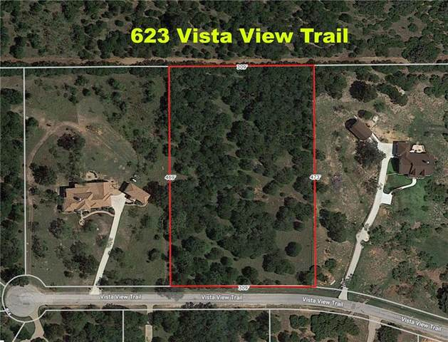 623 Vista View Trl, Spicewood, TX 78669 (#1337908) :: Watters International