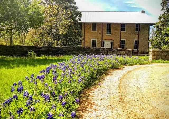 426 E Ranch Road 962 Rd, Round Mountain, TX 78663 (#1338141) :: Ben Kinney Real Estate Team