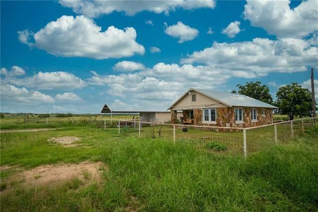 Brady, TX 76825 :: Papasan Real Estate Team @ Keller Williams Realty