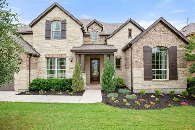 7400 Pace Ravine Dr, Lago Vista, TX 78645 (#1339252) :: Papasan Real Estate Team @ Keller Williams Realty
