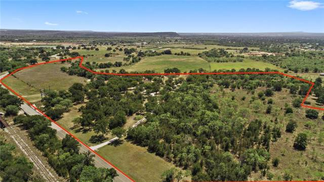 541 County Road 123, Marble Falls, TX 78654 (#1341942) :: Ben Kinney Real Estate Team