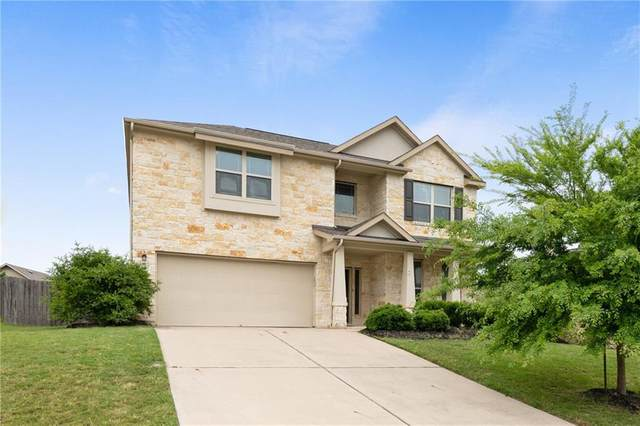 2000 Meandering Meadows Dr, Pflugerville, TX 78660 (#1342386) :: Papasan Real Estate Team @ Keller Williams Realty