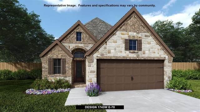 220 Freeman Loop, Liberty Hill, TX 78642 (#1345216) :: The Perry Henderson Group at Berkshire Hathaway Texas Realty