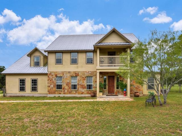 928 County Road 488, Gonzales, TX 78629 (#1347922) :: Papasan Real Estate Team @ Keller Williams Realty