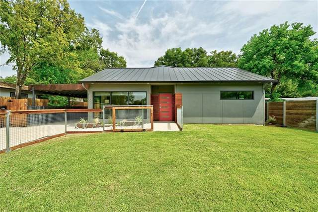 702 Philco Dr A, Austin, TX 78745 (#1347967) :: Lauren McCoy with David Brodsky Properties