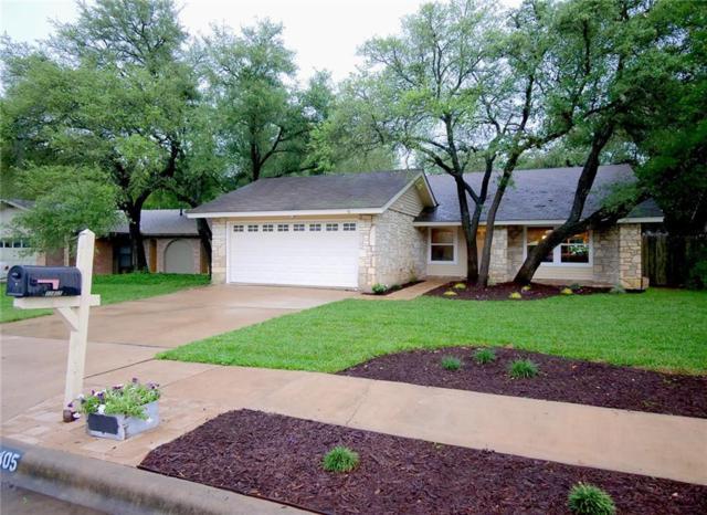 10405 Timbercrest Ln, Austin, TX 78750 (#1349043) :: Watters International