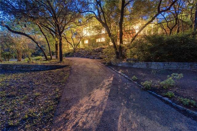 606 Laurel Valley Rd, West Lake Hills, TX 78746 (#1349156) :: Realty Executives - Town & Country