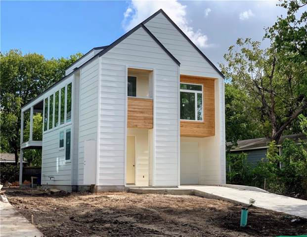 916 E 50th St #2, Austin, TX 78751 (#1351945) :: Douglas Residential